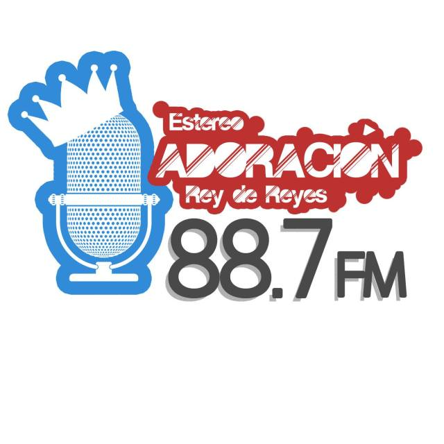logo adoracio radio new